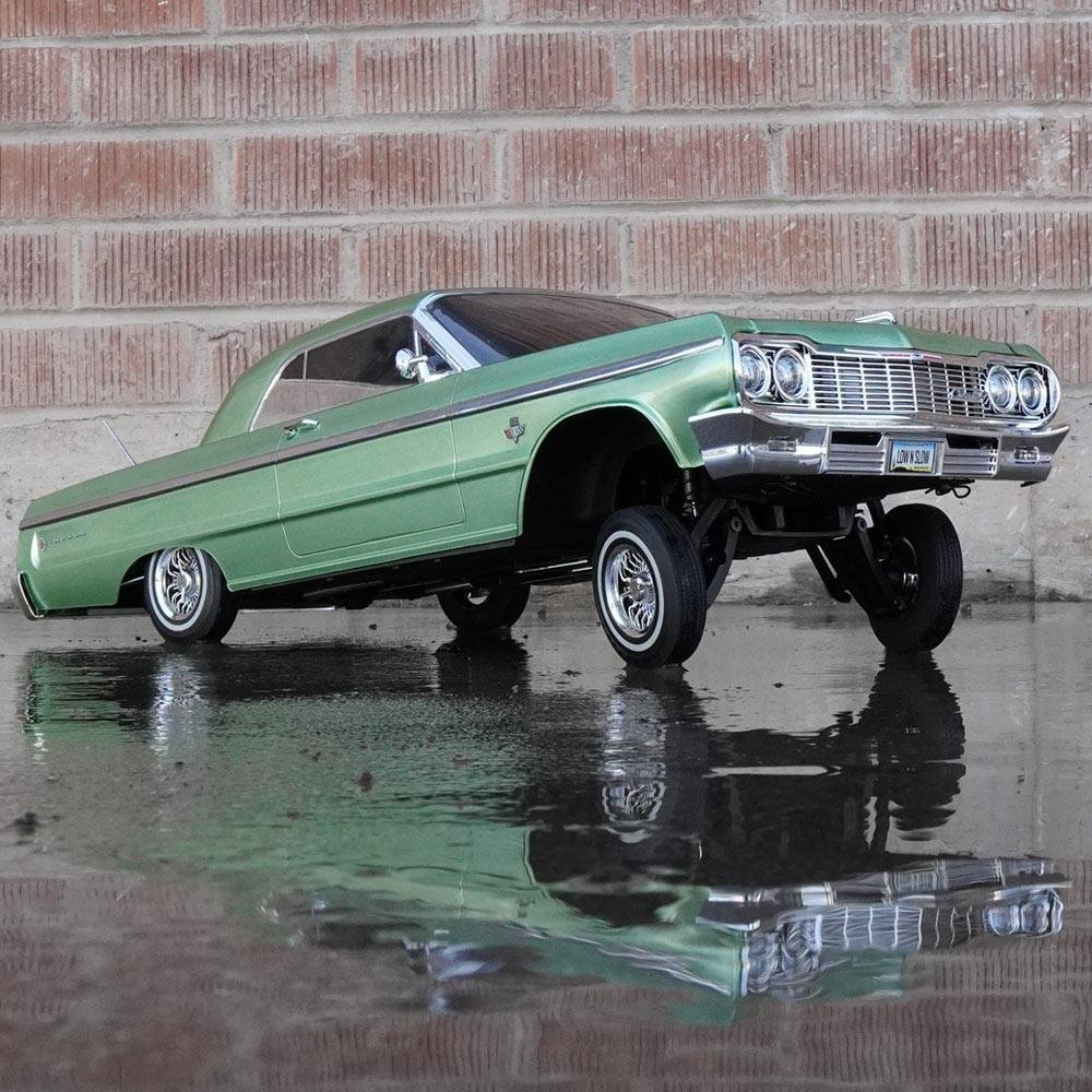 1/10 1964 Chevrolet Impala SS Lowrider (Green)