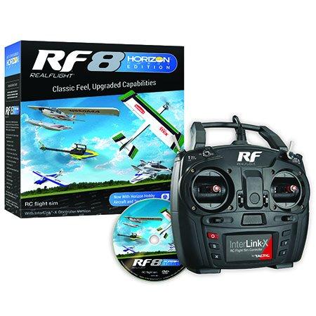RealFlight 8 Horizon Hobby Edition
