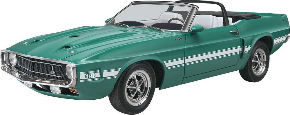 1 25 69 Shelby Gt500 Convert