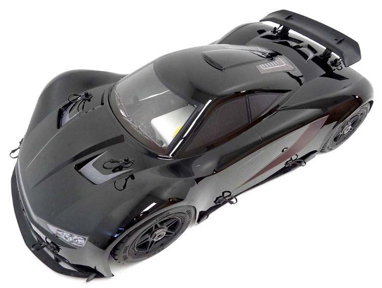1/5 4WD 36cc RTR On-Road Race Car (black)