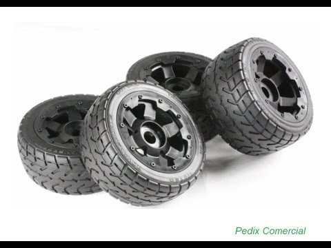 1/5 Buggy ON Road Tires/Rims