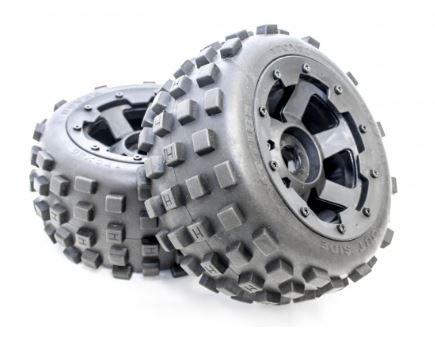 Knobby Tires Anti-Growth Mesh