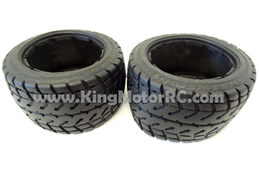 Buggy Road Tarmac Rear Tires (2)