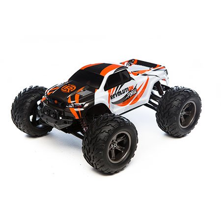 1/12 Forge 2wd Monster Truck RTR Grey/Orange