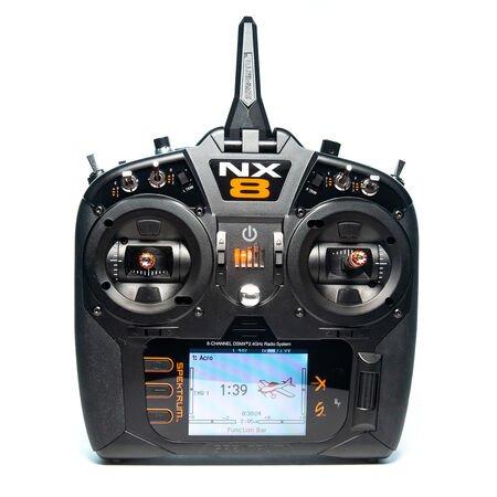NX8 8-Ch DSMX Transmitter Only