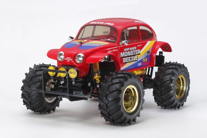 MONSTER BEETLE TRUCK 2015 2WD