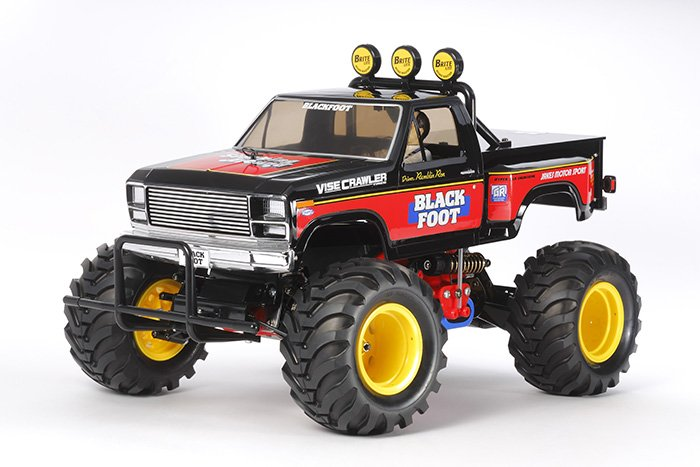 Tamiya Blackfoot 2016 2WD MT Kit
