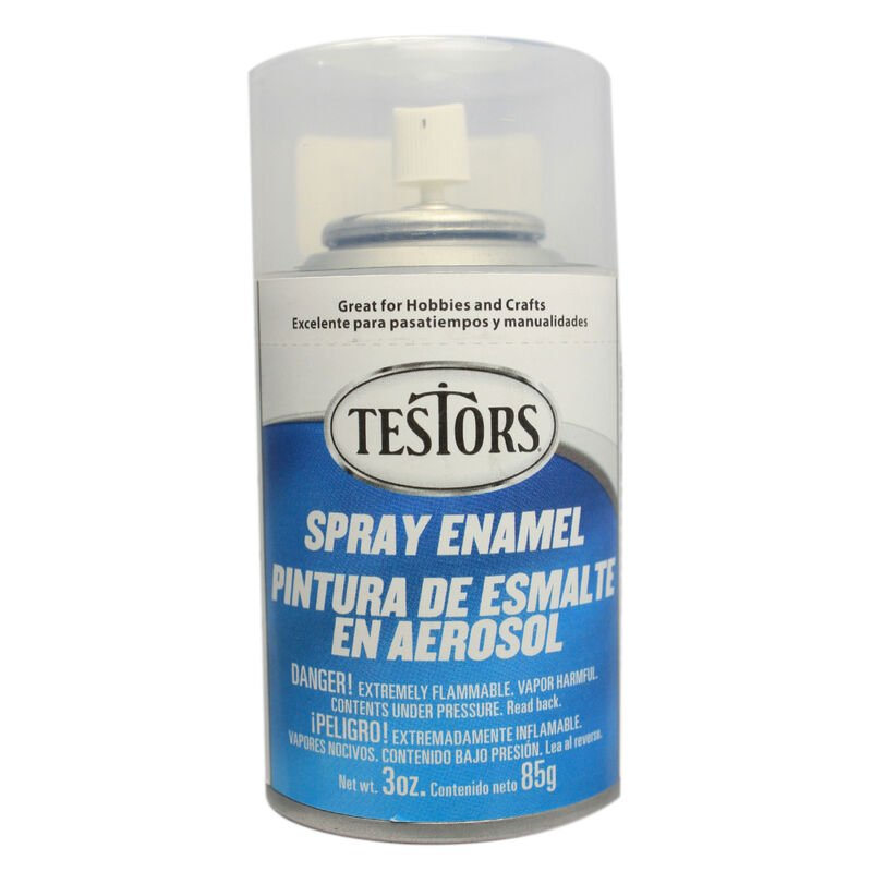 Clear Coat Spray 3oz