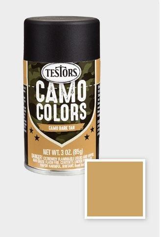 Dark Tan 3 oz Camouflage Spray