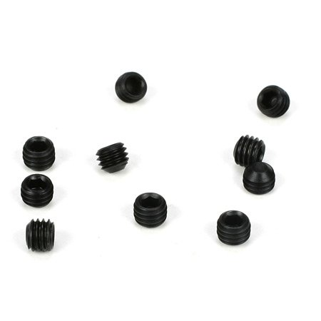 Setscrew, M5 x 4mm, Flat Point (10)