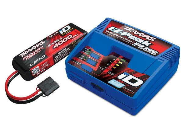 3S Completer pack 4000mah 4amp Charger