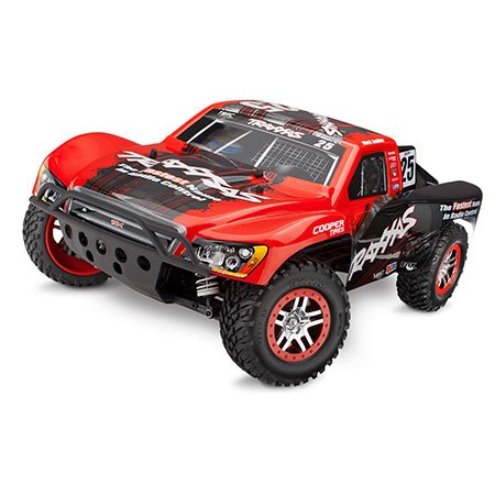 Slash 4X4 SCT Brushless RTR, TSM, Mark Jenkins #25