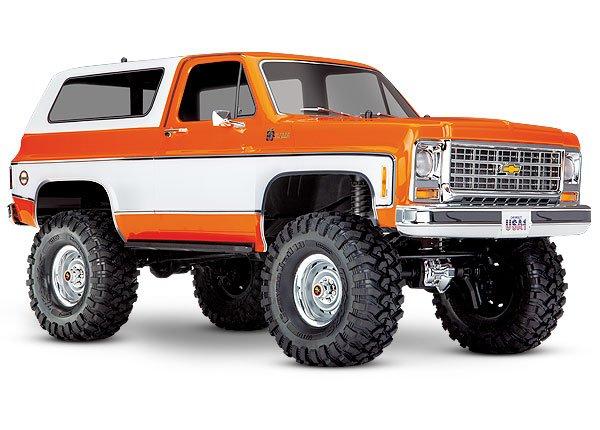 TRX-4 '79 Chevrolet K5 Blazer, RTR