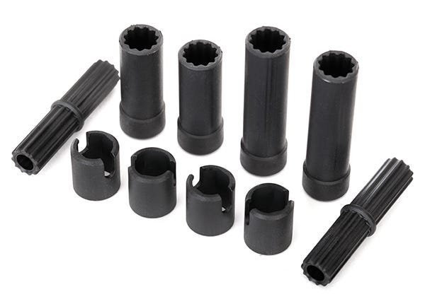 TRX-4 Half shafts, center F/R