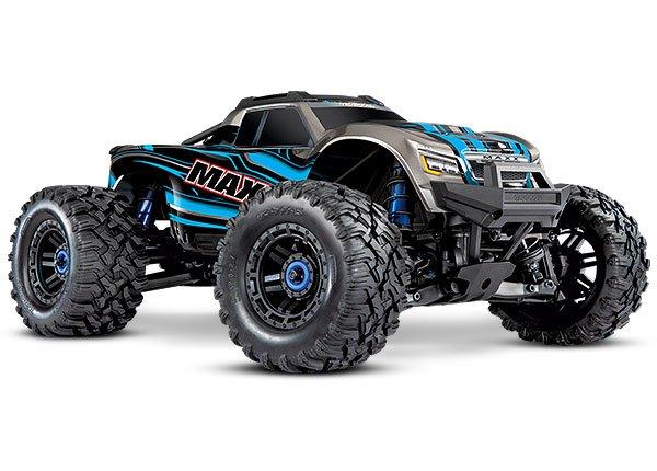 Maxx: 1/10 Monster Truck RTR-BLUE