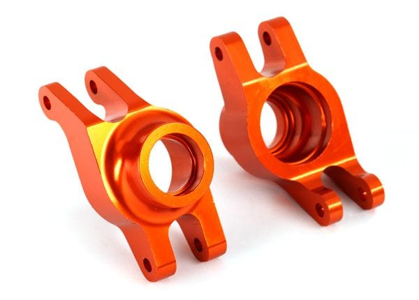 MAXX  STUB AXLE CARRIER REAR ORANGE