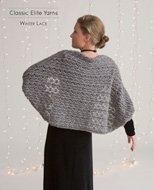 Winter Lace Pattern Book