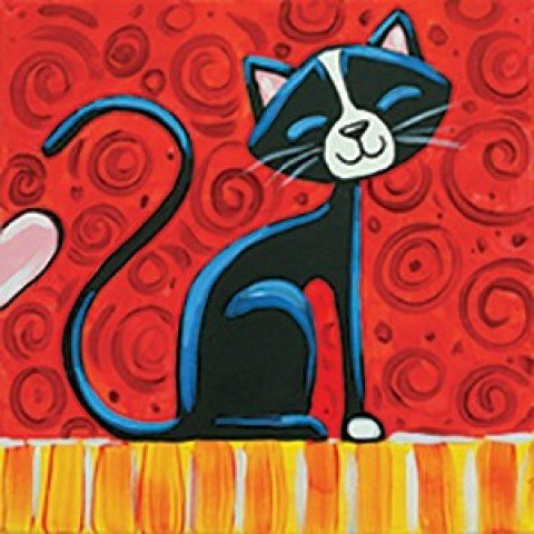 Cool Cats 2 Junior Paint