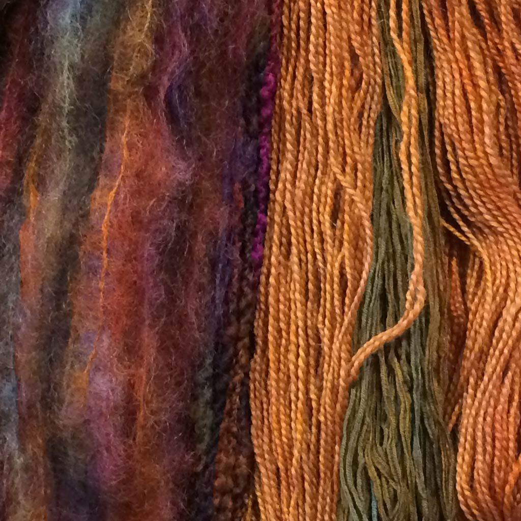 Wild & Wooly Throw Kit