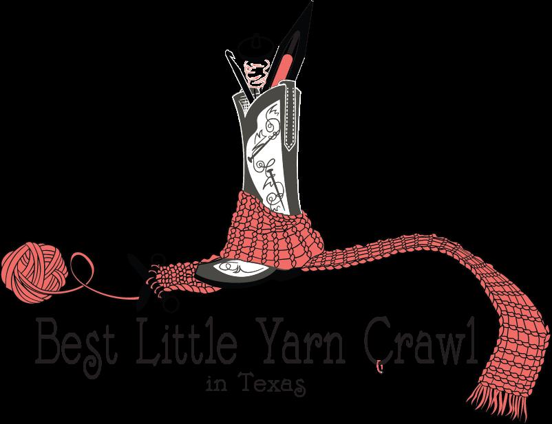 Yarn Crawl Passport/Bag/Program