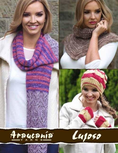 Araucania Pattern Leaflet - Lujoso