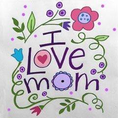 I Love Mom KidzPaint