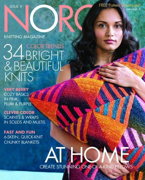 Noro Magazine 9 Spring Fall 2016