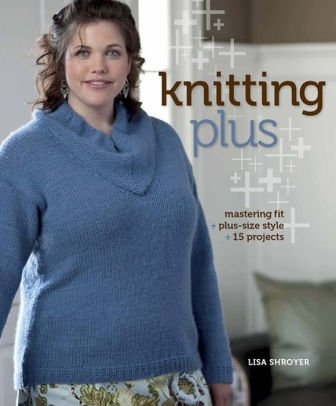 Knitting Plus Pattern Book
