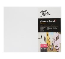 Mont Marte Canvas Panels 2 pk