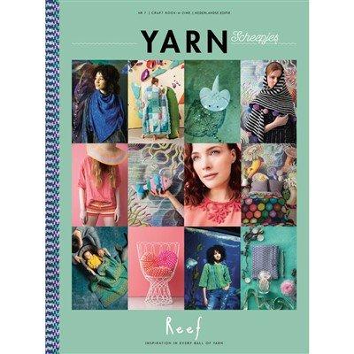 Scheepjes Yarn: Reef Pattern Book