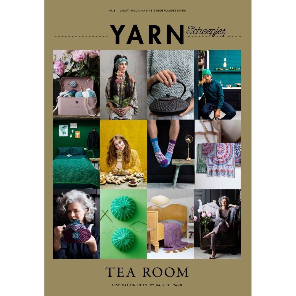 Scheepjes Yarn: Tea Room Pattern Book