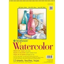 Watercolor Pad 9x12