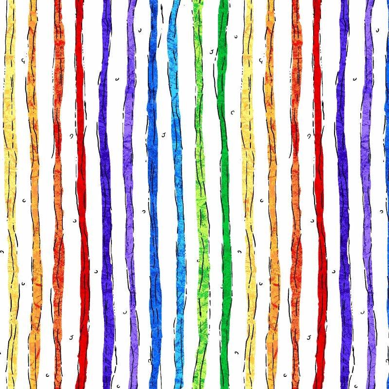 Epic Rainbow Stripe P215-0320-134