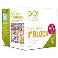 Go! Qube 9 Mix & Match Block Set