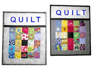 Quilt Bingo Card Kit (12 cards)
