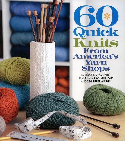 60 Quick Knits/americas yarn sh