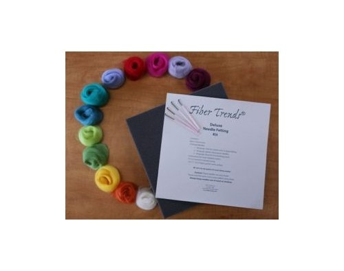 Dlx Needle Felting Kit