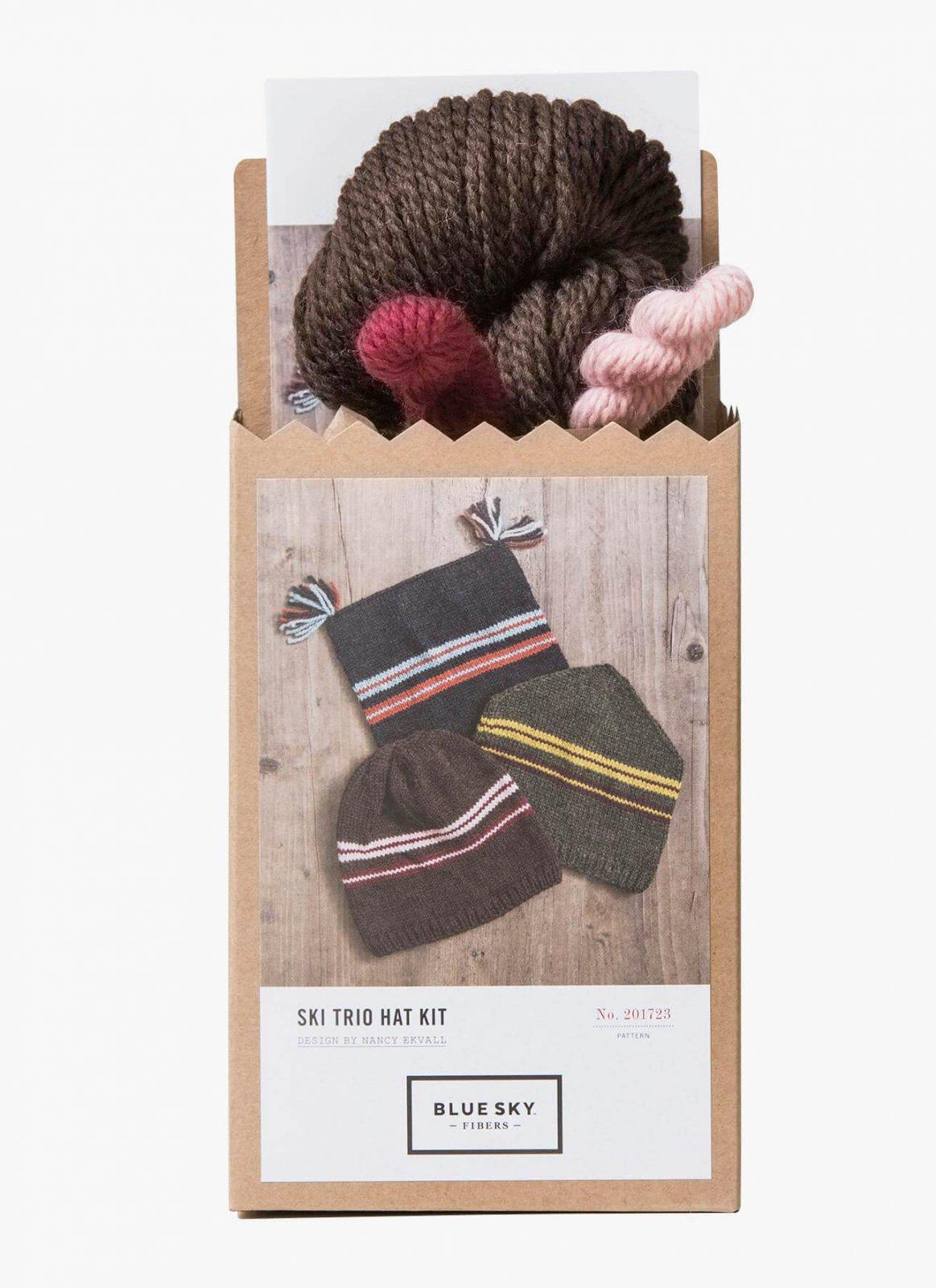 Ski Trio Hat