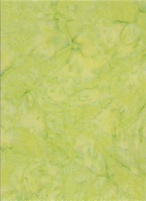Batik Blender - Light Lime Green