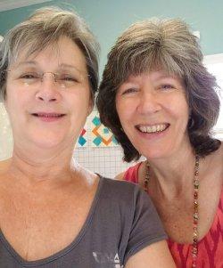 Margaret & Sandra