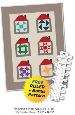 Bonus pattern & ruler