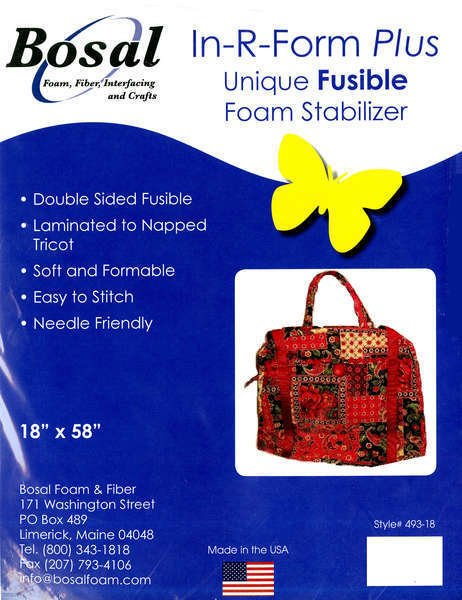 In-R-Form double Sided Fusible Stabilizer 58 wide