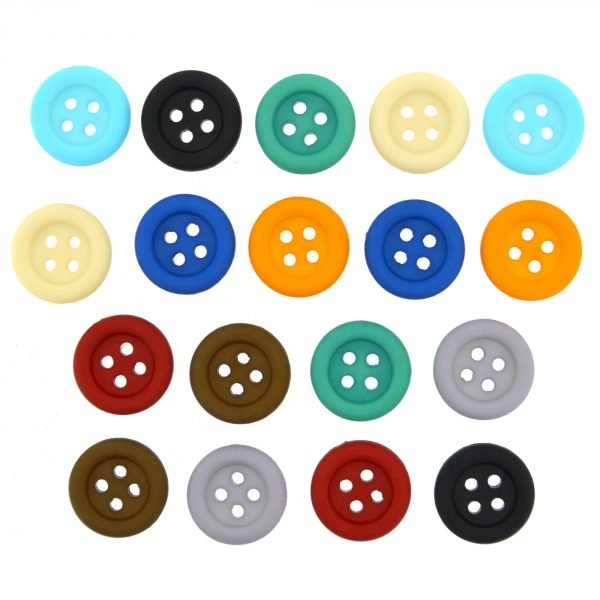 Row by Row Basics Buttons