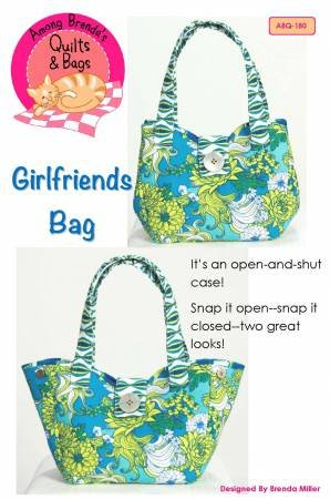 Girlfriends Bag Pattern
