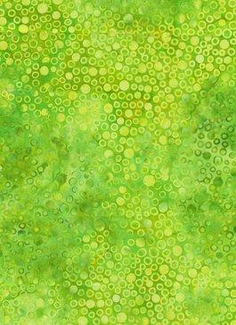 Batik Quiltessentials - Lime Green