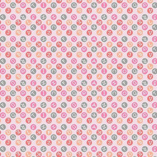 My Little Sunshine - ABC Light Pink