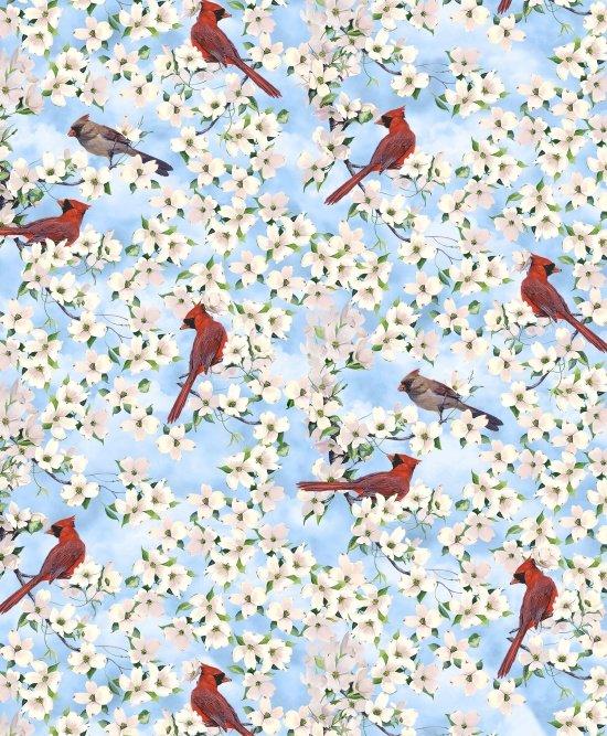 Birds of a Feather - Cardinals