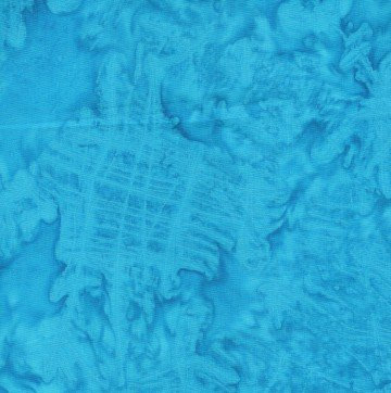 Batik Blender - Turquoise Blue