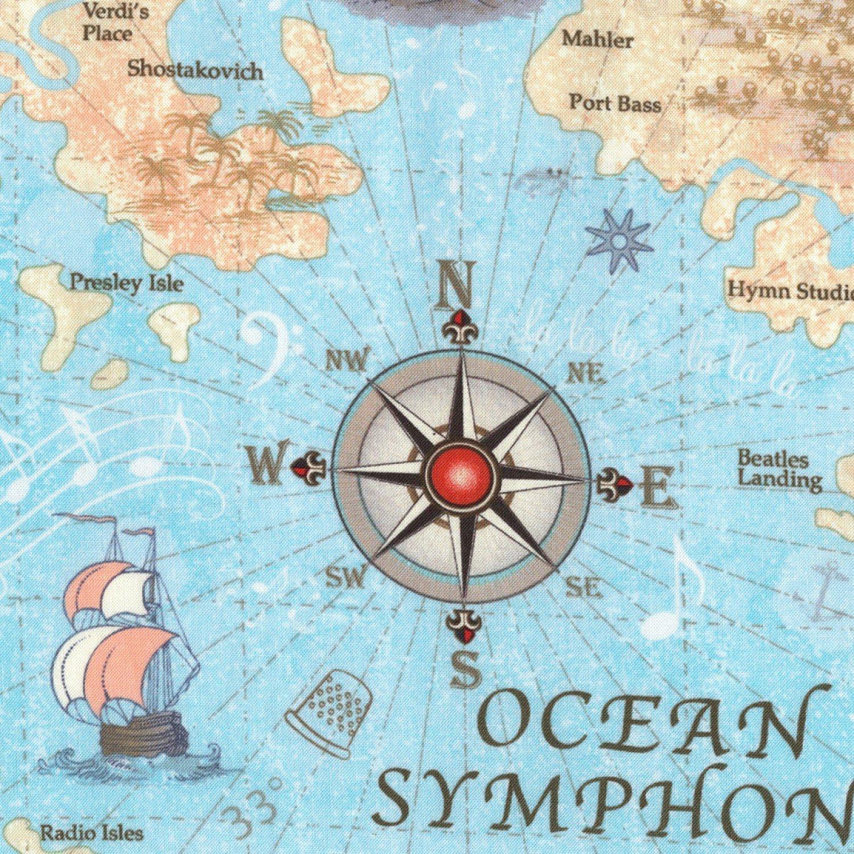 Sea Map (RXR 2018)