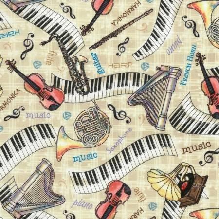 Tan Music Instruments (RXR 2018)